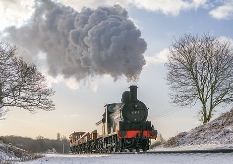 L&Y 'A Class' 52322 - Greetings Card