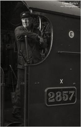 Frank - East Lancashire Railway