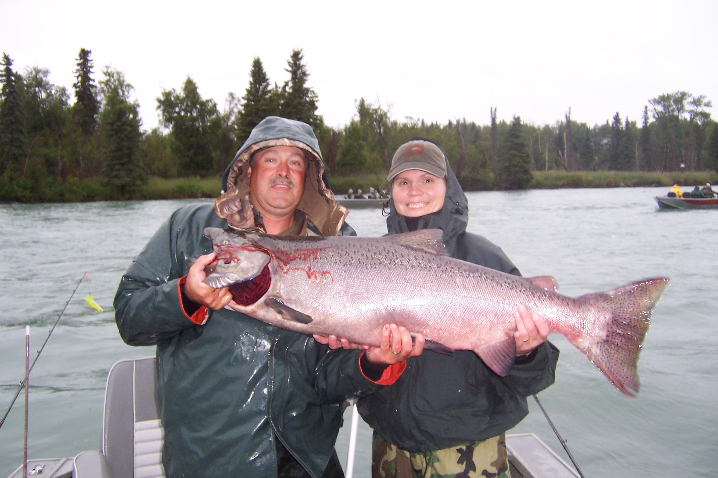great clients great fish