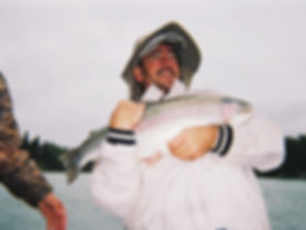 Alaska fishing guides charters