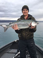 homer king salmon