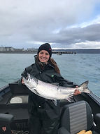 homer alaska king salmon