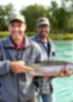 Alaska fishing guides charters kenai river