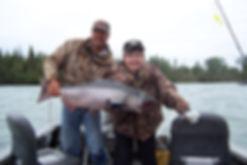 Alaska kenai river fishing guides and charters