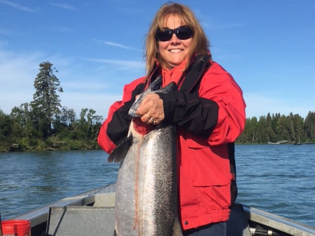 kenai river salmon charters