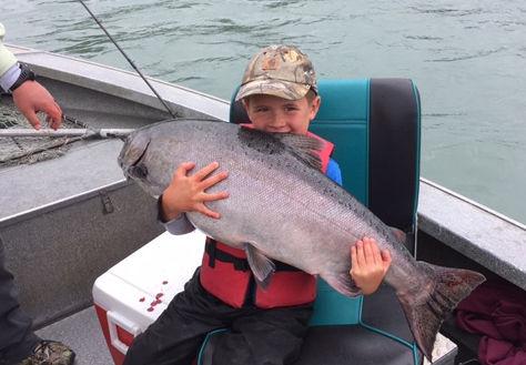 kenai king salmon charters