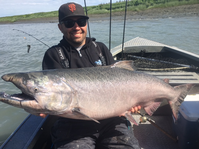 BIG KING SALMON