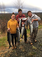 alaska salmon fishing