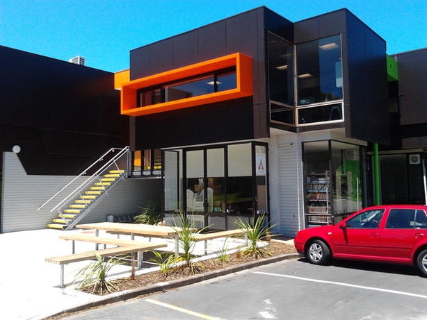 Mount Roskill Library