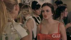 Gossip Girl as Audrey Hepburn