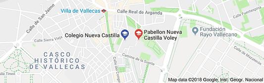 Pabellón Nueva Castilla