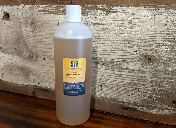 Natural Hand+Body Wash - REFILL