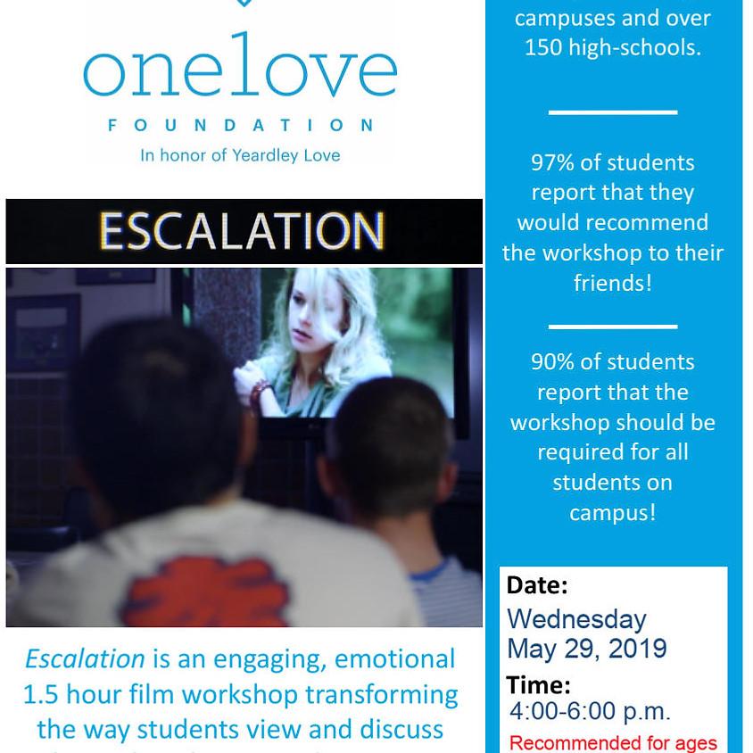 Escalation Workshop