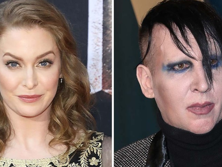 """Esmé Bianco of """"Game of Thrones"""" has accused Marilyn Manson of sexual harassment."""
