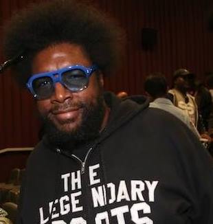 """Questlove is set to release a new book titled """"Music Is History."""""""