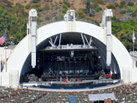 With Limited Capacity, the Hollywood Bowl and The Ford will reopen in May.