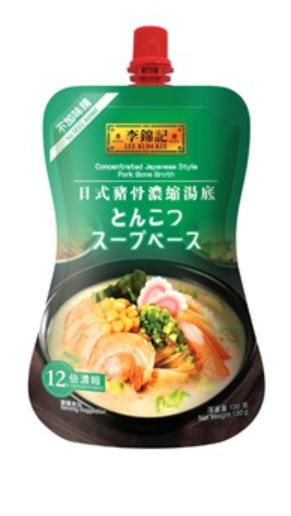 李錦記 日式豬骨濃縮湯底 130G