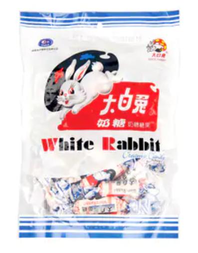 大白兔 牛奶糖 180G