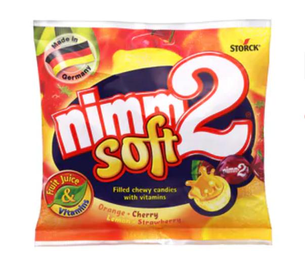 二寶 果汁糖袋裝 混合味 116G