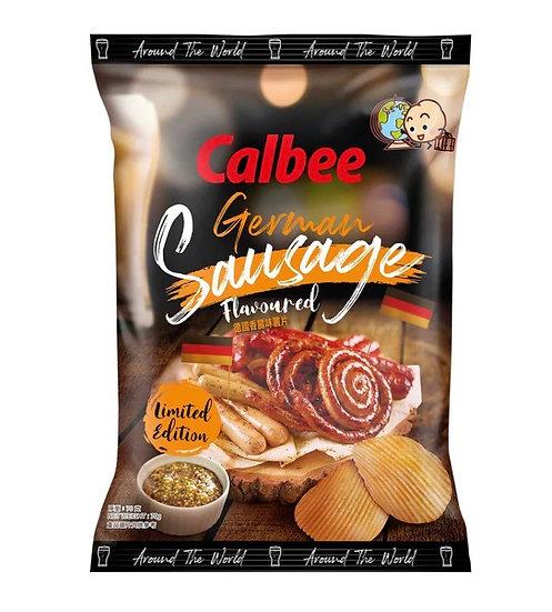 卡樂B 德國香腸味薯片 70G