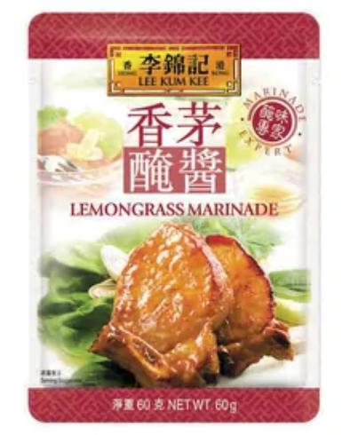 李錦記 香茅醃醬 60G