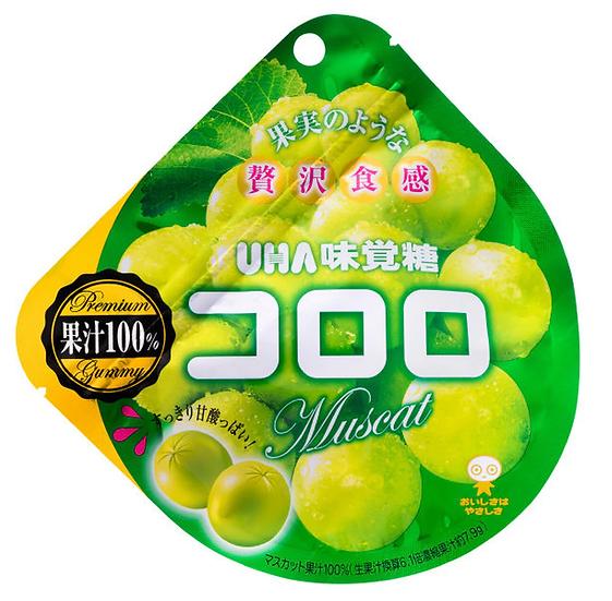 味覺 Cororo青提味軟糖 40G