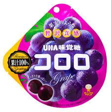 味覺 Cororo提子味軟糖 40G