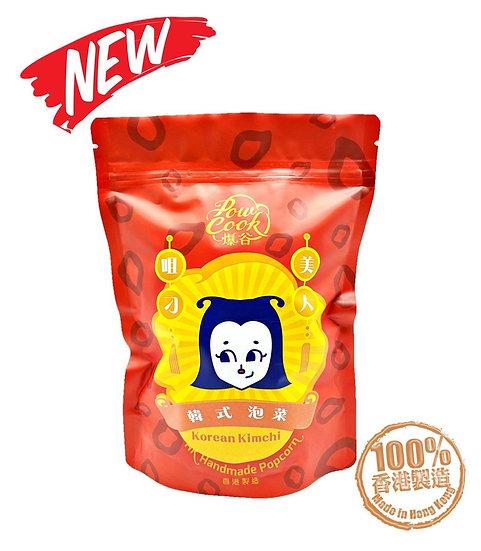 PowCook 韓式泡菜爆谷 80G