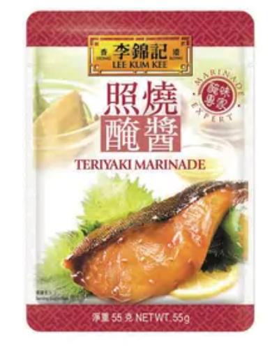 李錦記 照燒醃醬 55G