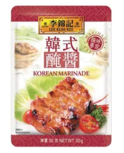 李錦記 韓式醃醬 50G