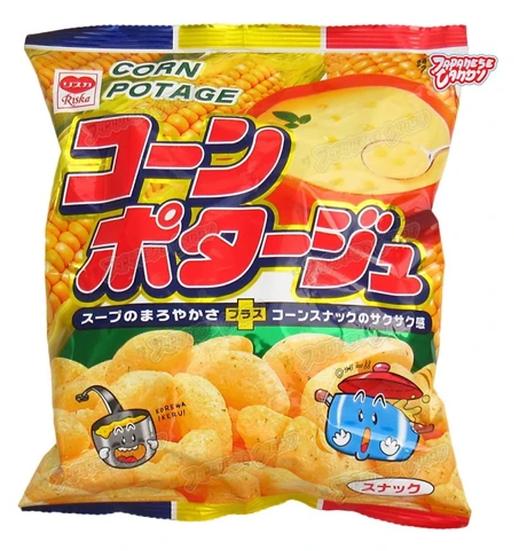 RISKA 粟米濃湯球 75G