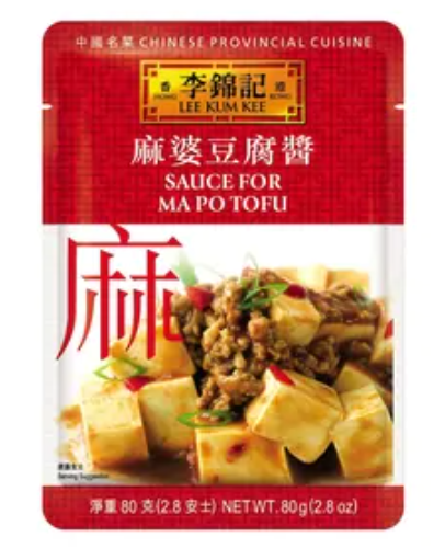 李錦記 麻婆豆腐醬 80G