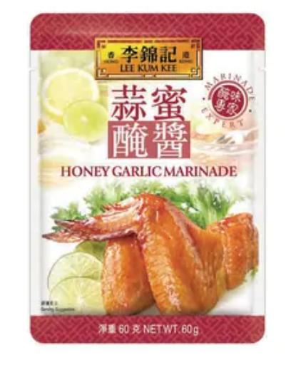 李錦記 蒜蜜醃醬 60G