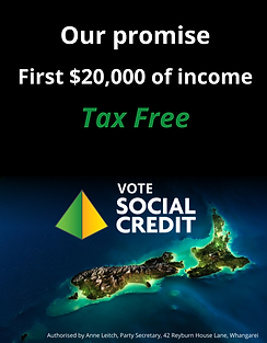 Our promise - First $20,000 of income Ta