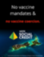 No vaccine mandates. No vaccine coercion