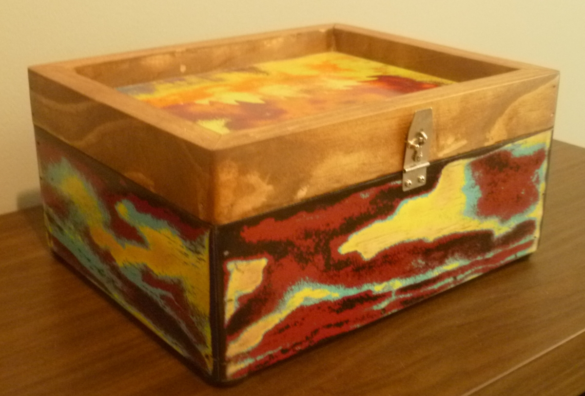 Buzzsaw box side by DaveAM