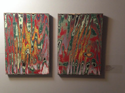 Untitled Pair 18x12 by DaveAM