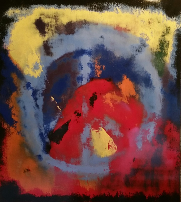 An unnamed peace 27x24 by DaveAM