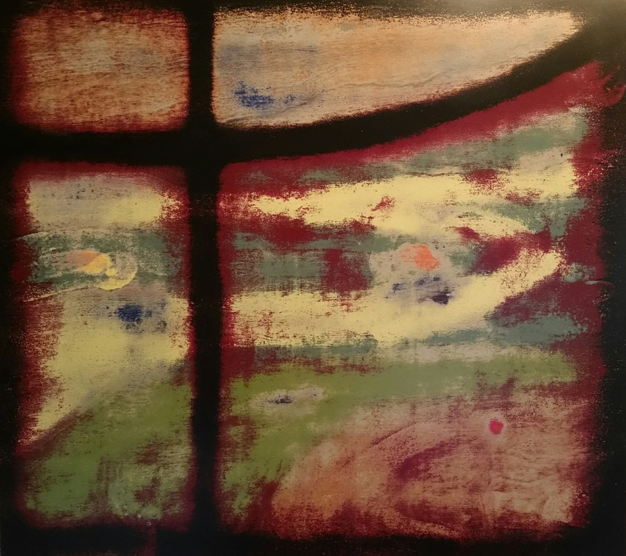 Wide is the gate 24x27 by DaveAM