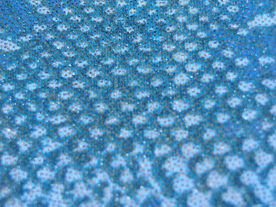 Mystique Blue Snake Skin
