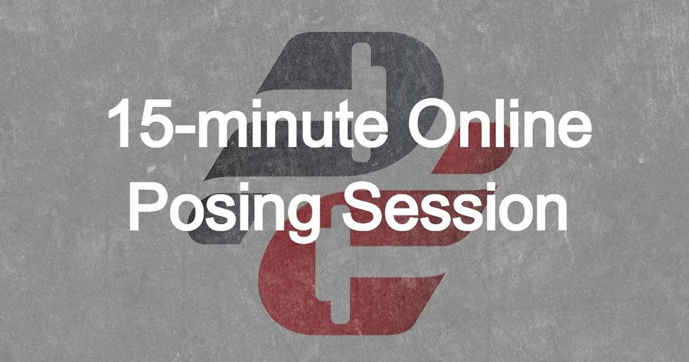 Shaneeka Harmonsen:  15-minute Posing Session