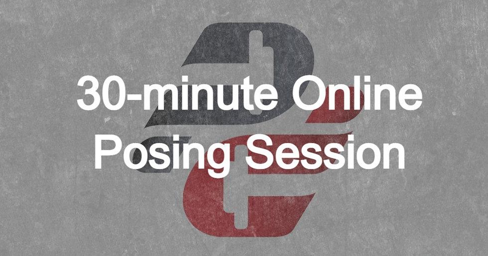 Shaneeka Harmonsen:  30-minute Posing Session