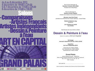 Grand Palais. París 2013