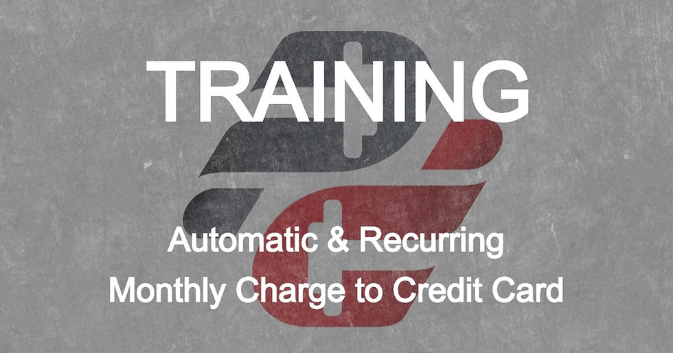 Adam Ibrahim: Training Only (Monthly Auto-Pay)