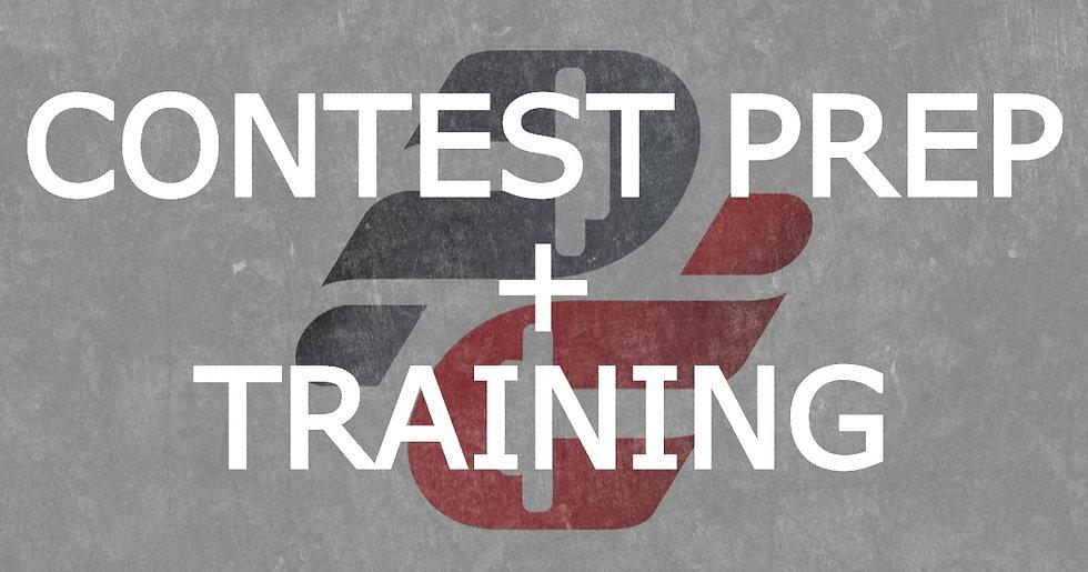 Paul Revelia: Contest Prep with Training (Monthly Auto-Pay)