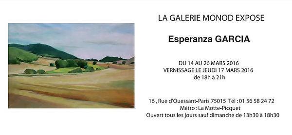 Galerie-monod | Artista pintora, paisajista, arte contemporáneo
