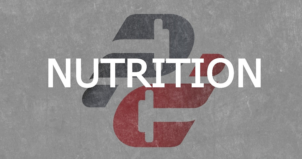 Paul Revelia: Nutrition Only (Monthly Auto-Pay)