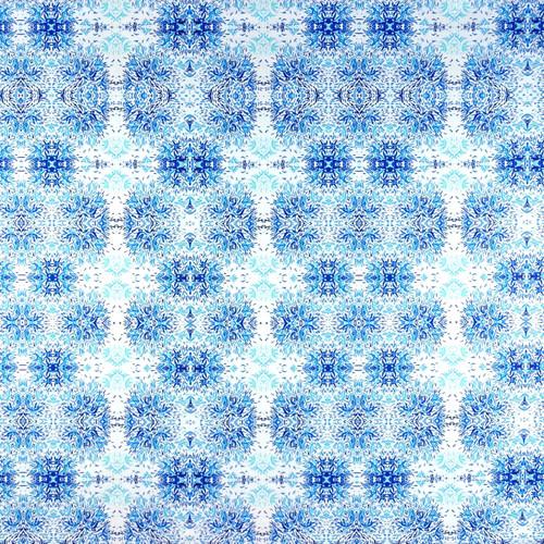 Topiaries - Blue