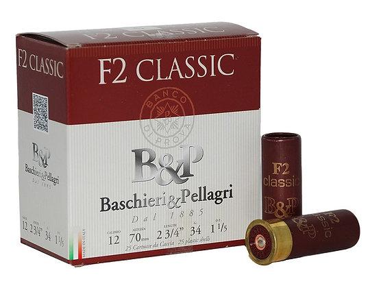 BASCHIERI & PELLAGRI F2 Classic 34 gr