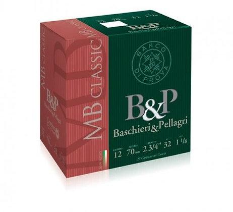 BASCHIERI & PELLAGRI MB CLASSIC 32GR.